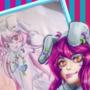 Rave Rabbit by IDKYHannahFU
