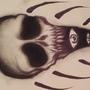 Spook E Skellington by shittingpie