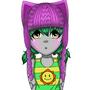 Cutiebot by doodlebotART