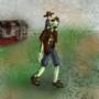Boy and Zombie by godzillachild