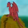 Seyo the Dragon by godzillachild