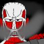 pixel colossal titan by theninja1929
