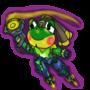 Froggio by KloudKat