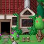 Forest Village by matt-likes-swords