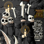 Catacombs by matt-likes-swords