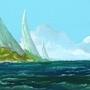 Leviathans Teeth by HappytoDraw
