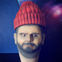h3h3 Ceramic Mug w/ Removable Beanie by DETHSKULPT