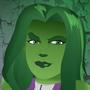 She Hulk by EduardoMartnezGonzle