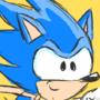 Sonic Sketch by GarethEvansAnimation