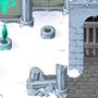 Ice Temple by matt-likes-swords