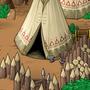 Tipis by matt-likes-swords