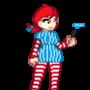 Smug Wendy by MarleyProctor