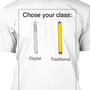 Chose your class art style by FireStar14d