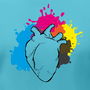 Heart bleeding CMYK by Freidwall