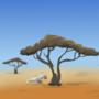 African Savannah by ApertureJam