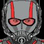 Pixel Ant-man by Slimgrim