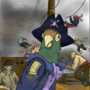 Pirate Parrot by REGZ777