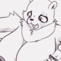 Stronk like fuzz siberian bear by PlagaLurks