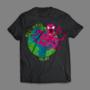 Olaf Overlord T-Shirt Design by Battlebear1997