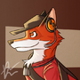 [Request] TF2 - Red Fox Scout by Artsy-Tarty
