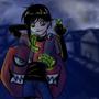 Halloween Trickster by exninja123