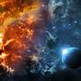 Destruction of a world