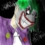 The Joker of the Future by Gamps