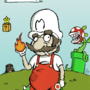 Fire Mario by HanserAnimations