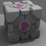 Companion Cube by MRXII