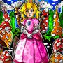 Princess Peach by BeKoe