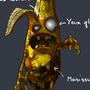 banane zombie by FranckM