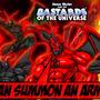 Jesus Christ and the Bastards of the Universe | Satan summons by kaxblastard