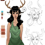 Lyra oc concept by Taitanator