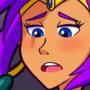 Shantae version 1 by Biffalo