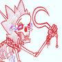 Skeleton minion by Bluesoulstudios