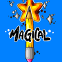 Magical Pencil-Test Design by BeKoe