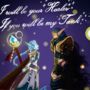 I will be your Healer if you will be my Tank by Ezlia