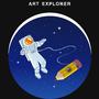 Art explorer by JulieWK
