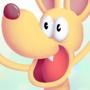 Jumpin' Jackal by HexFrogge