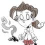 Elizabeth Snicket (Don't Starve OC)