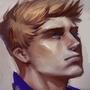 Young Jack Morrison by bluemist77