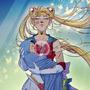 Sailor Moon S: Infinity Arc's Finale by NektoInoi