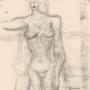 Alberto Giacometti- Untitled