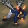 The Blackfire Demon by jack-phantom