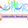 Watercolor Bending by LoyalBandit13