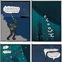 Qwerty Saves the Titanic by godzillachild