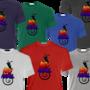 Arty T-shirt by TheRabidWerewolf