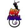 Arty Animal by TheRabidWerewolf