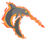 Fire Swordfish July COTM 2017 by Blobazard