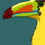 toucan by bender2099
